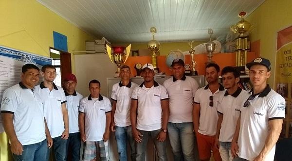SME de Malhada de Pedras realiza ação em prol de melhorias no transporte escolar