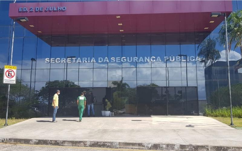 STJ determina prisão de temporária desembargadoras TJ-BA e Secretário da SSP-BA