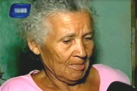 Ribeira do Pombal: Neto tenta estuprar avó de 71 anos e recebe vários golpes de facão da idosa