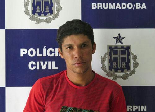 Homem acusado de ser autor de estupro é preso pela polícia