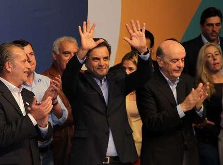 'Nunca fui pré-candidato a vice', diz Serra sobre eleições