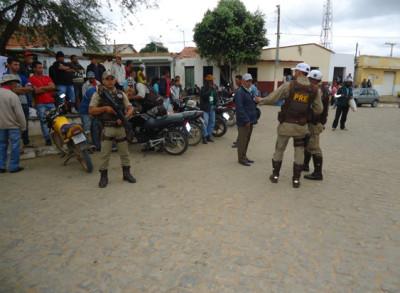 ANAGÉ: Em operação da PRE e PM motocicletas e Caça – Níqueis são apreendidos