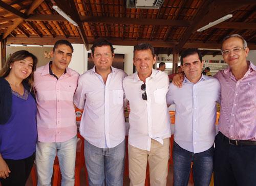 Prefeito de Guanambi se reuniu com lideranças evangélicas da cidade