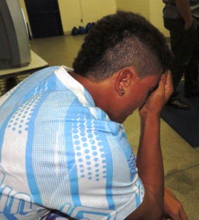 Jovem viciado que pediu para ser preso é acolhido pelo Centro de Recuperação Metanóia