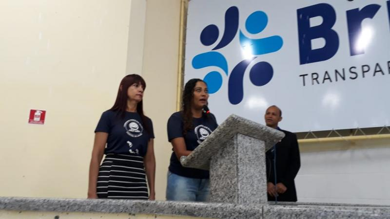 """Representantes da campanha """"Passos que salvam"""" usam tribuna da Câmara para ressaltar importância da participação da comunidade"""