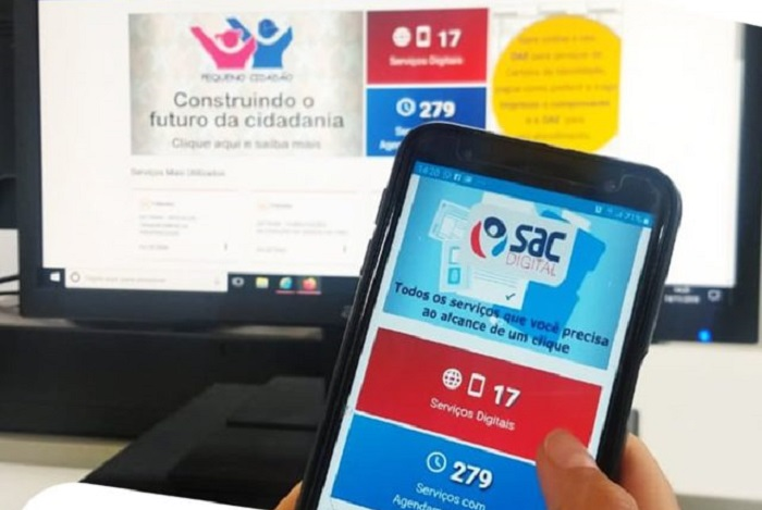 Estudantes da rede estadual devem renovar a matrícula pelo SAC Digital até a próxima terça-feira