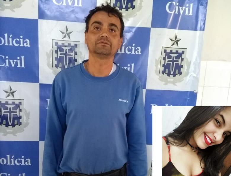 Polícia prende homem acusado de ser o autor da morte de estudante em Barra da Estiva