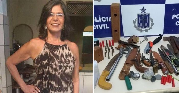 Feminicídio: Mulher é morta no Bairro Olhos D'água em Brumado; marido é o principal suspeito