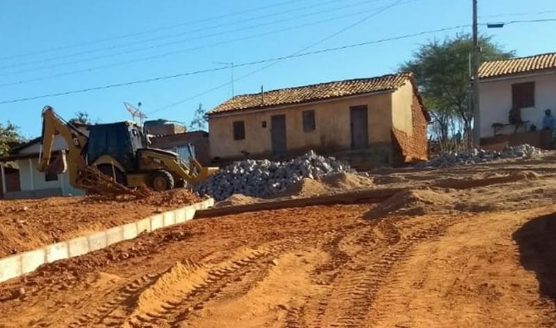 Brumado: Distrito de Samambaia recebe obras de Modernização e Desenvolvimento