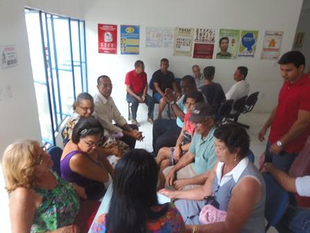 USF do Bairro das Flores realiza Pré-conferência Municipal de Saúde