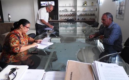 Prefeitura: Liu Vasconcelos assume o cargo de Auxiliar Administrativa