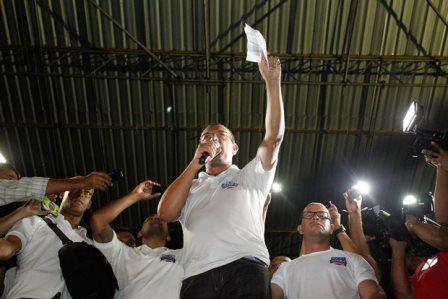 Brasilia: Marco Prisco divide cela com 16 presos em presídio, diz advogado