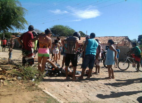 Adolescente é morto com um tiro na cabeça em pleno Domingo de Páscoa no bairro Urbis 2