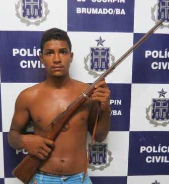 Em tempo recorde polícia prende acusado de ser autor de homicidio no bairro Urbis 2