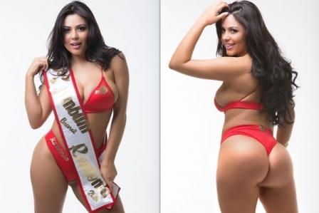 São Paulo: Evangélica concorre ao título de Miss Bumbum