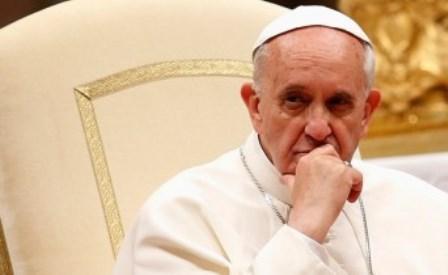 Papa diz ter somente mais três anos de vida no máximo