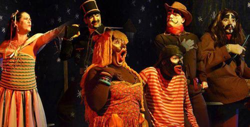 Cultura: Grupo de teatro Arte em Cena se apresenta nesta Sexta e Sábado