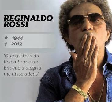 Recife: Morre o cantor Reginaldo Rossi aos 69 anos