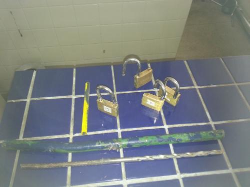 Presos fogem da carceragem da delegacia de Brumado
