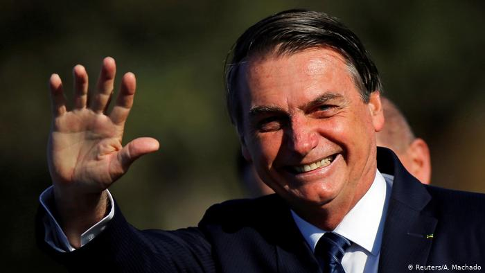 Bolsonaro oficializa saída do PSL
