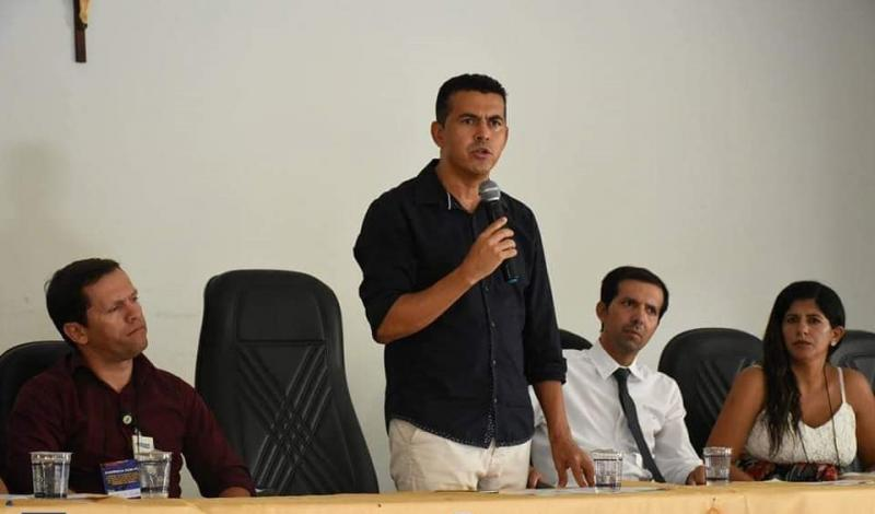 Prefeitura de Guajeru realiza audiência pública sobre contrato de prestação de serviços de água e esgotamento sanitário