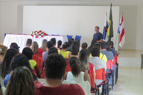 Secretaria Municipal de Educação oferece oficina de formação para docentes do município de Aracatu