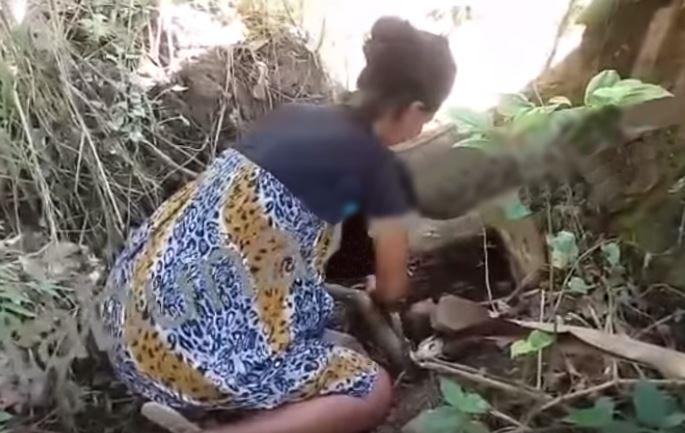 Mulher é presa na Bahia por suspeita de matar e enterrar filho de um mês embaixo de árvore