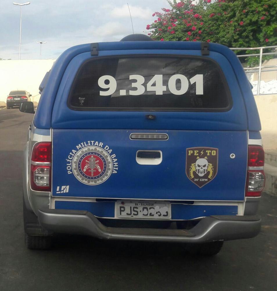 Brumado: Homem é detido no Bairro Baraúnas suspeito de aliciar uma criança de 11 anos