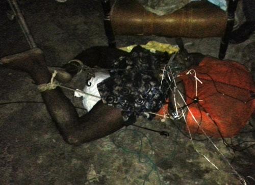 IBICOARA: Homem é assassinado de forma brutal