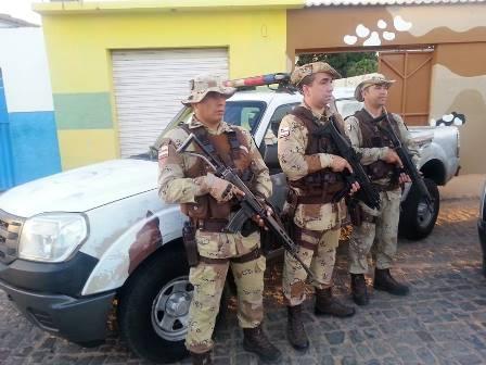 Utinga: Bandidos morrem durante troca de tiros com a CAESA