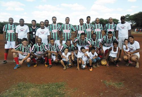 Campeonato Amador tem movimentado o campo do Bairro Dr. Juracy