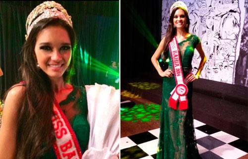 Representante de Caetité é eleita Miss Bahia 2014