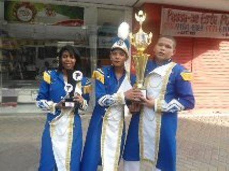 Fanfarra brumadense foi destaque em Itabuna