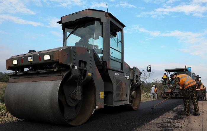 Trecho de duplicação da BR-116 é inaugurado em Pelotas