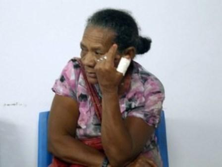 São Desidério: Idosa de 71 anos é presa suspeita de ter matado companheiro, diz delegado