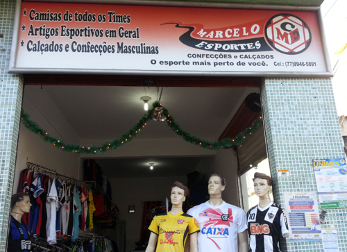 Marcelo Esportes: qualidade, variedade e menores preços