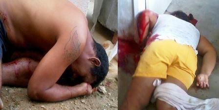 Alagoas: Casal é executado enquanto mulher amamentava bebê