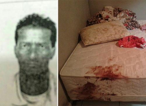 Suposto autor da morte brutal de 'Val Taxista' pode ter sido o próprio companheiro