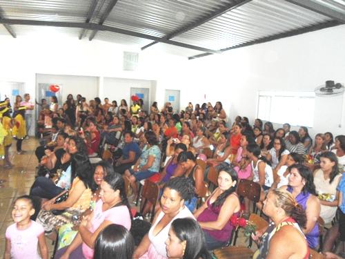 """Escola Professora Sheilla Barreto realiza palestra com o tema, """"O Poder da Família na Escola"""""""
