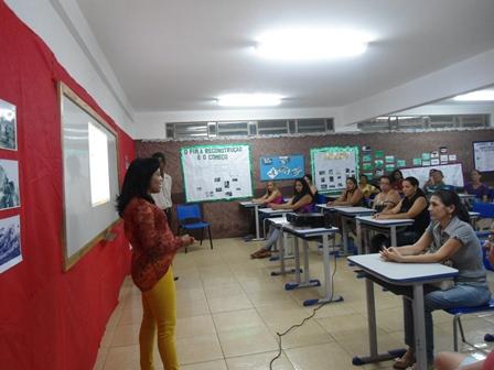 Escola Scheilla Barreto realizará IV Mostra Pedagógica com o tema: 'Explosão do Conhecimento sem Fronteiras'