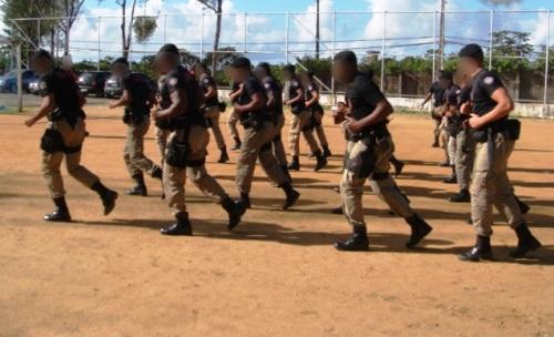 Salvador: Candidato a soldado sofre mal estar em teste da PM e morre