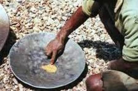 Santa Luz: PF encontra mina de ouro ilegal