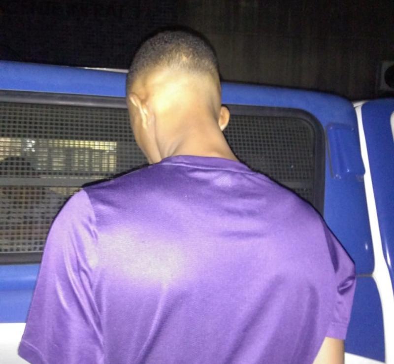 Em 16 dias adolescente é apreendido três vezes traficando