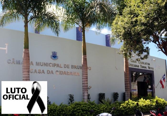 """Brumado: Câmara de Vereadores decreta Luto Oficial de três dias pelo falecimento de """"Mestre Eufrásio"""""""