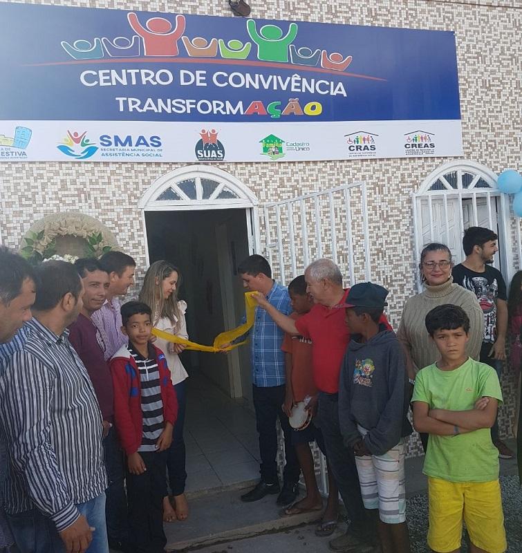 Bairro Alto México recebe extensão para execução de serviços sociais