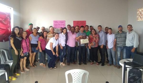 Guajeru recebe mais de um milhão e duzentos mil reais para Cadeia Produtiva da Bovinocultura de Leite