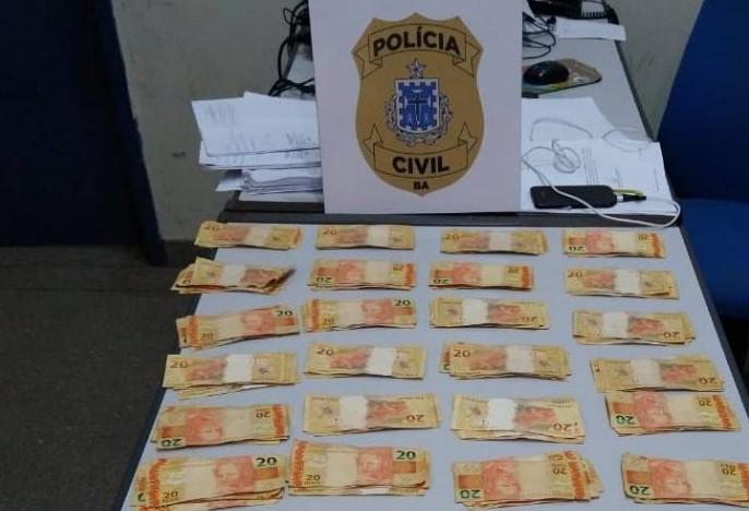 Brumado: Mulher responderá por furto de dinheiro na casa de patrões