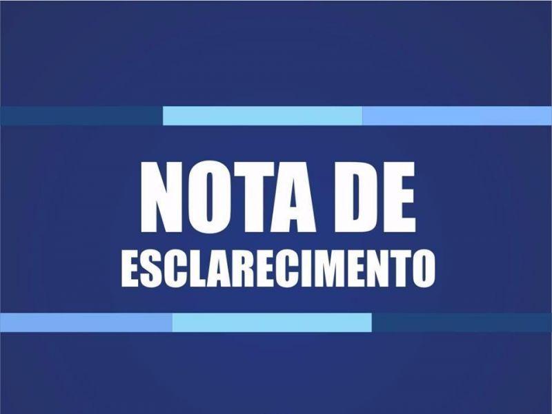 Prefeitura de Brumado emite Nota de Esclarecimento a respeito de decisão do Tribunal de Contas dos Municípios
