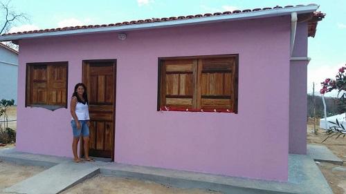 Governo de Guajeru fará entrega de 42 casas do PNHR