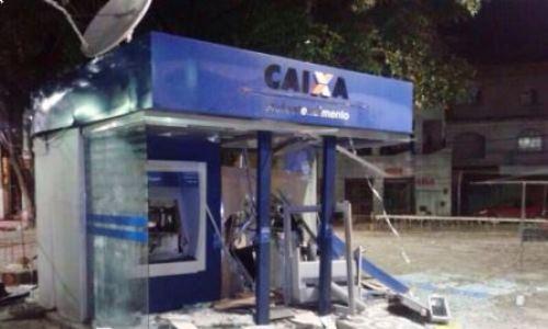 Salvador: Bandidos levam cofre de caixa eletrônico após trancarem policiais em delegacia